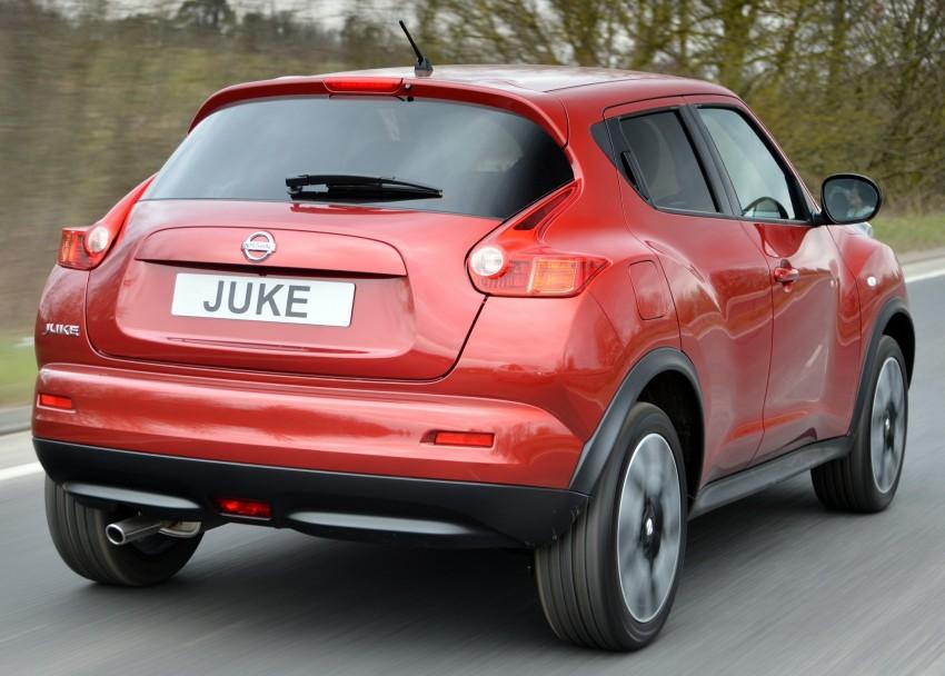 Nissan Juke n-tec – gadget-laden design-led UK model Image #167090