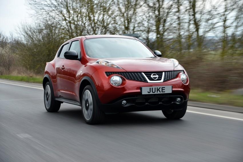 Nissan Juke n-tec – gadget-laden design-led UK model Image #167089
