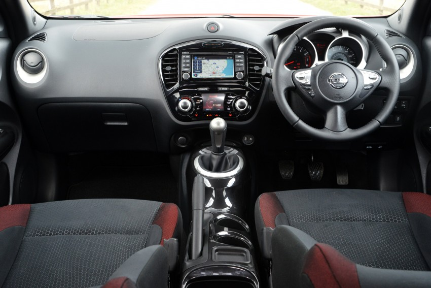 Nissan Juke n-tec – gadget-laden design-led UK model Image #167087