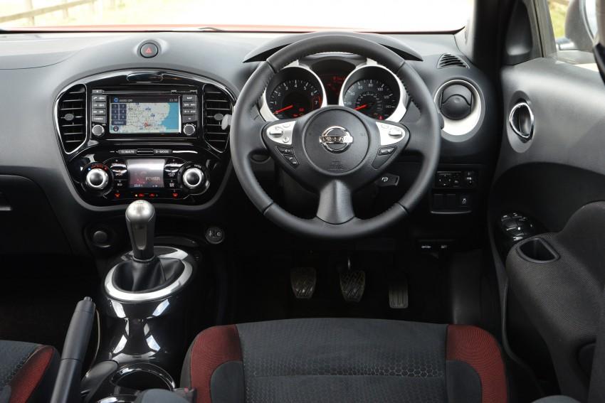 Nissan Juke n-tec – gadget-laden design-led UK model Image #167086