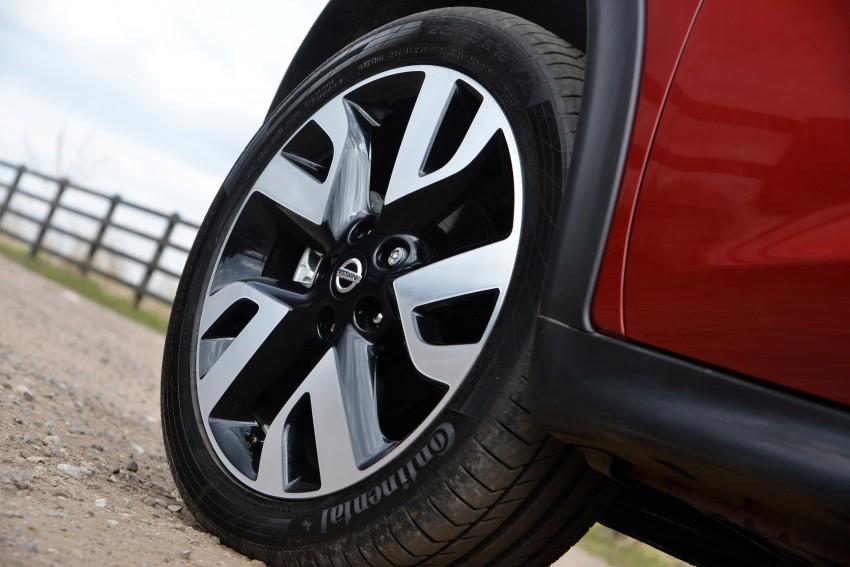 Nissan Juke n-tec – gadget-laden design-led UK model Image #167083