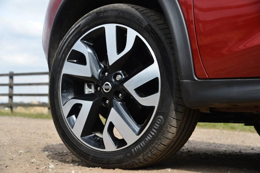 Nissan Juke n-tec – gadget-laden design-led UK model Image #167082