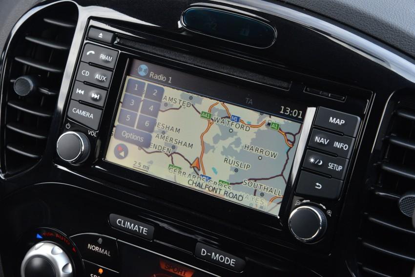 Nissan Juke n-tec – gadget-laden design-led UK model Image #167078
