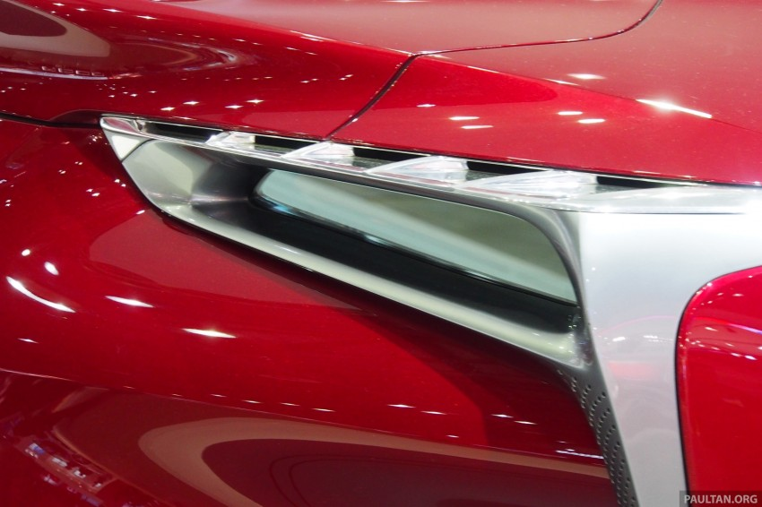Lexus LF-LC Coupe green lighted for production? Image #165917