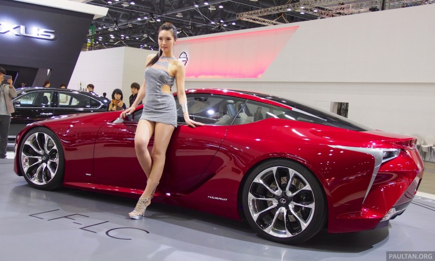 Lexus LF-LC Coupe green lighted for production? Image #165914