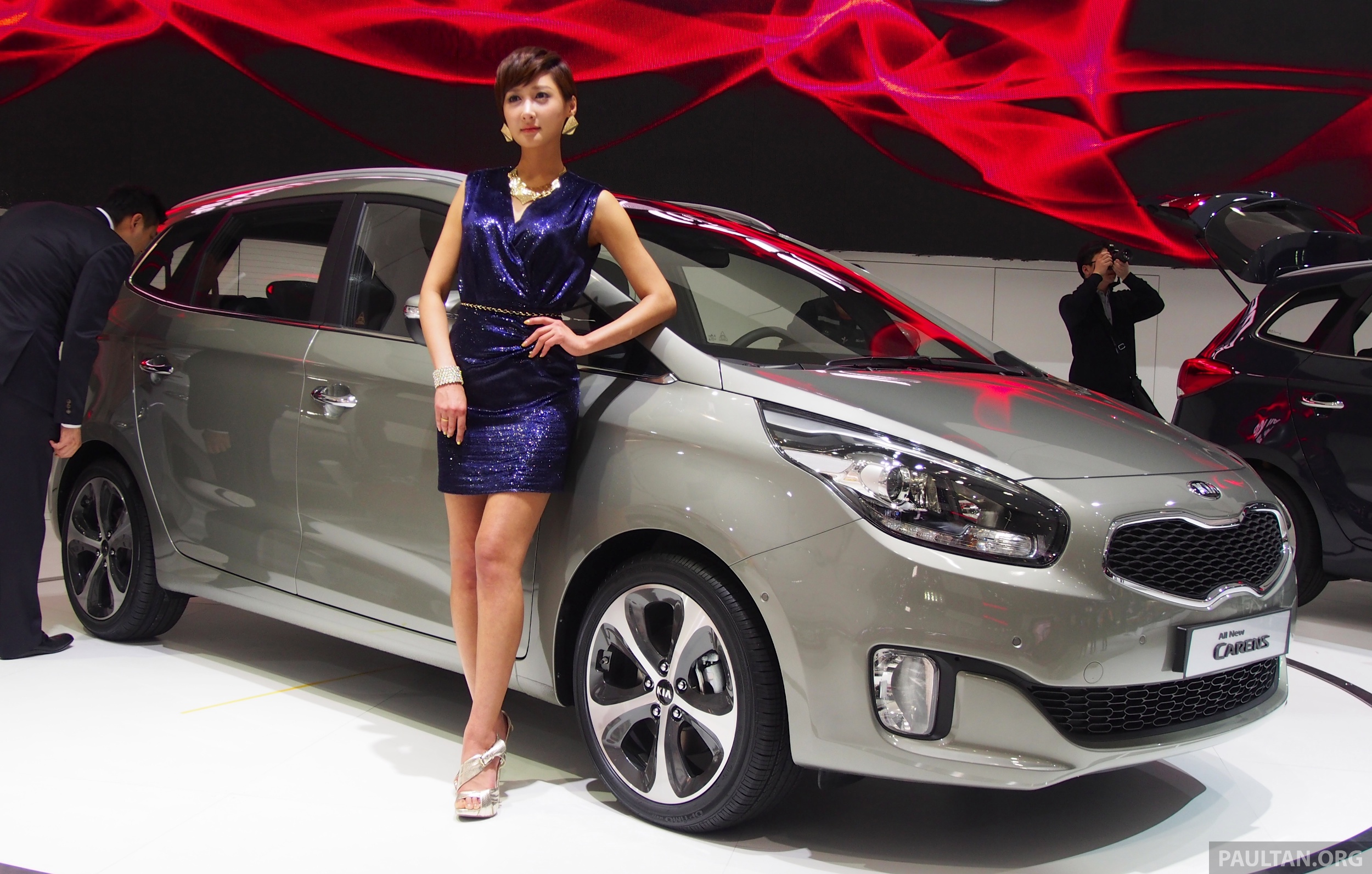 Kia Carens  Good Cars in Your City