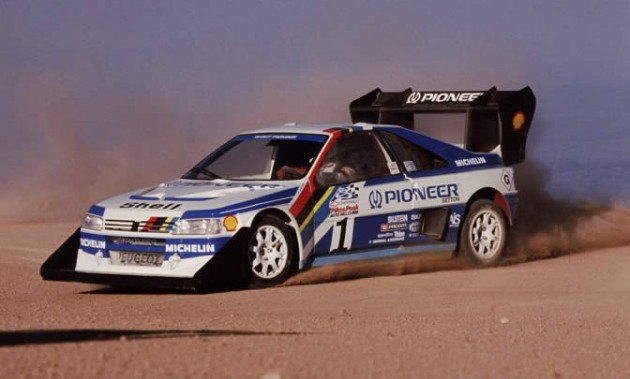 Peugeot 405-T16