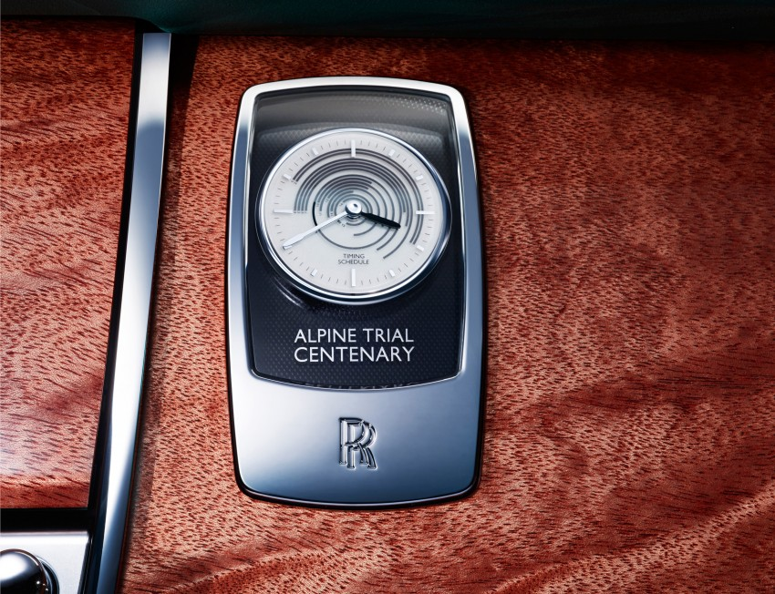 Rolls-Royce Ghost Alpine Trial Centenary Collection Image #169451
