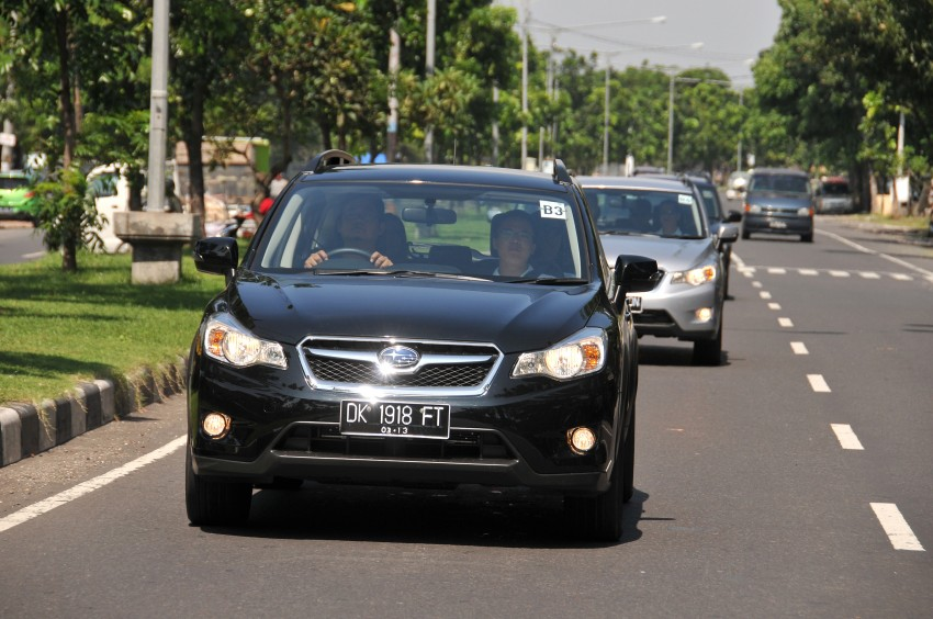 DRIVEN: New Subaru XV 2.0i crossover tested in Bali Image #170702