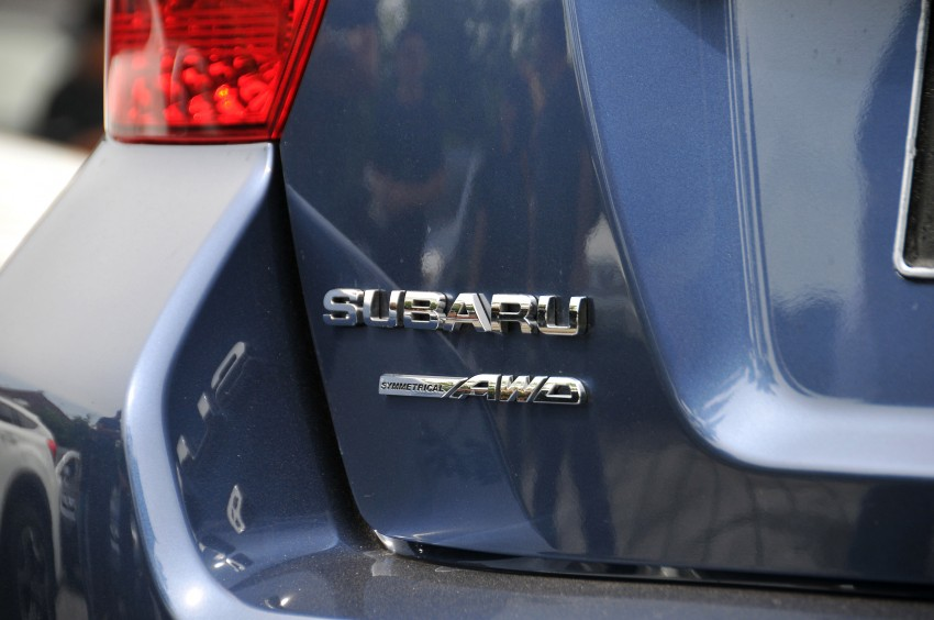 DRIVEN: New Subaru XV 2.0i crossover tested in Bali Image #170678