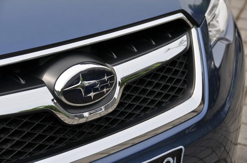 DRIVEN: New Subaru XV 2.0i crossover tested in Bali Image #170675