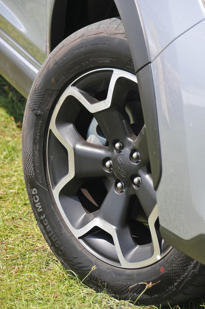 DRIVEN: New Subaru XV 2.0i crossover tested in Bali Image #170668