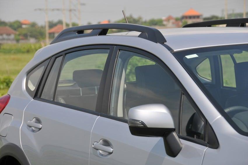 DRIVEN: New Subaru XV 2.0i crossover tested in Bali Image #170662