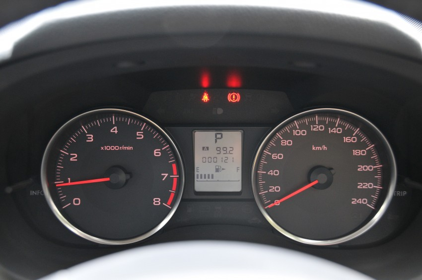 DRIVEN: New Subaru XV 2.0i crossover tested in Bali Image #170654