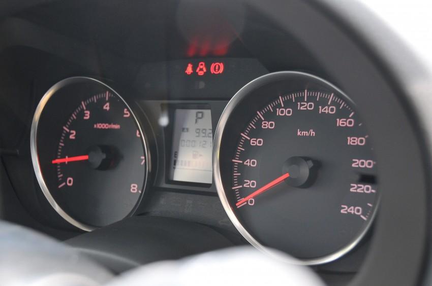 DRIVEN: New Subaru XV 2.0i crossover tested in Bali Image #170653