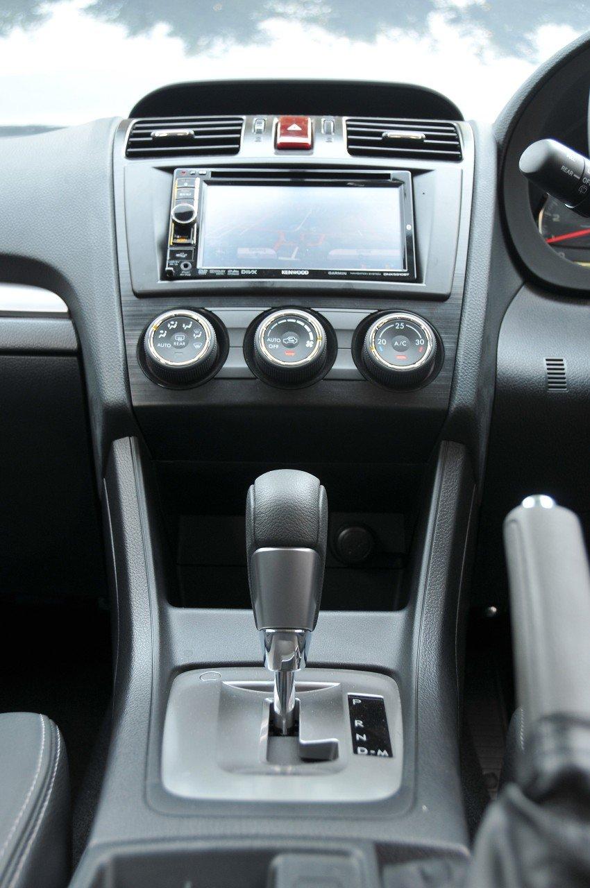 DRIVEN: New Subaru XV 2.0i crossover tested in Bali Image #170641