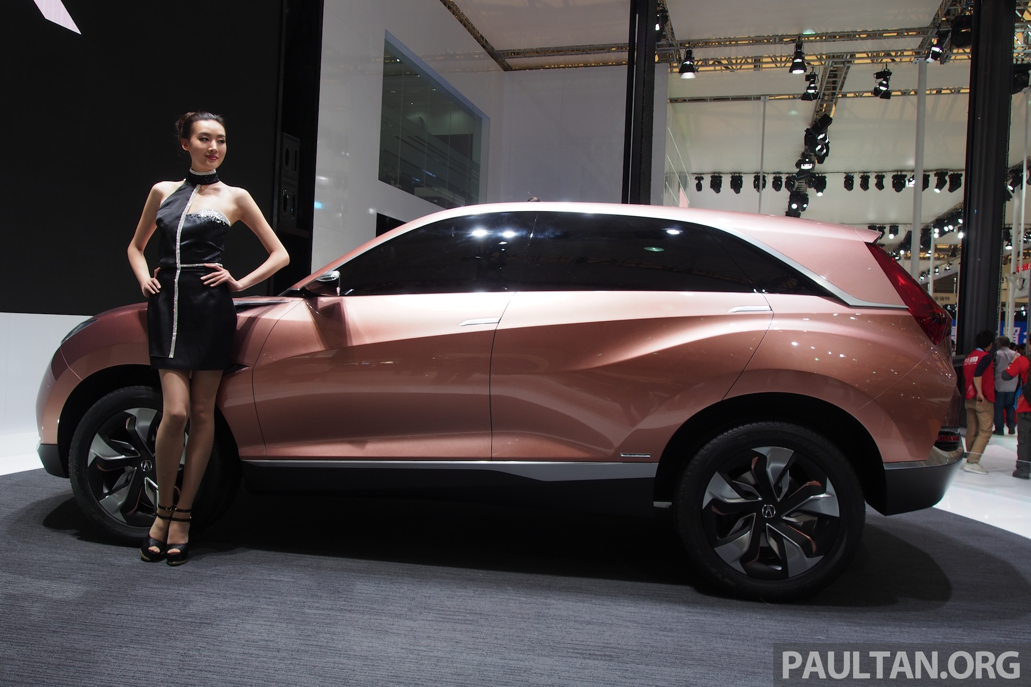 Acura Concept Suv X Premieres At Shanghai Image