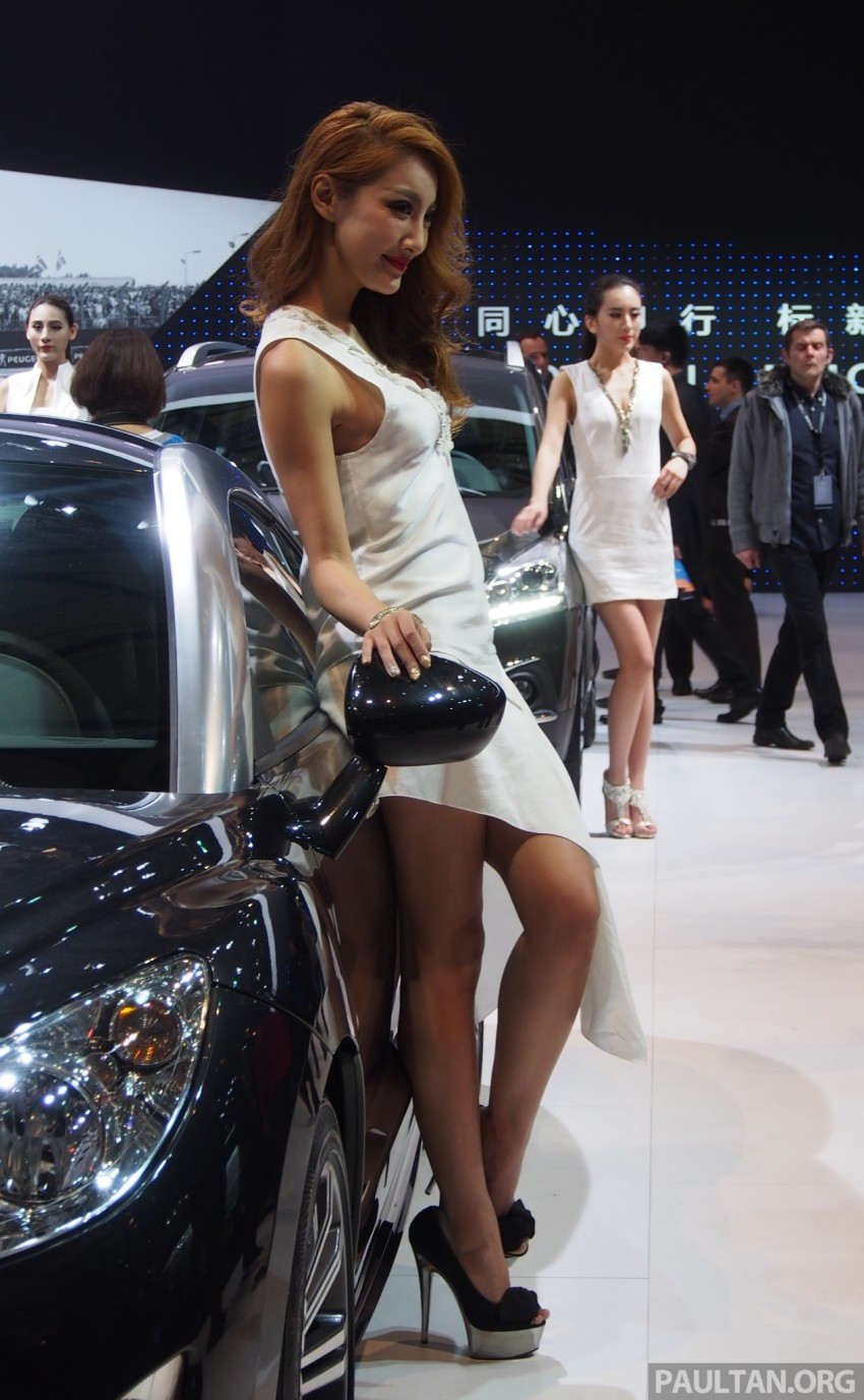 Mysterious ladies of Shanghai 2013 end our coverage Image #170281