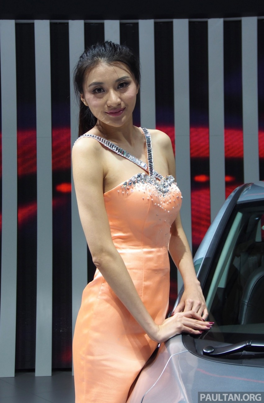 Mysterious ladies of Shanghai 2013 end our coverage Image #170203