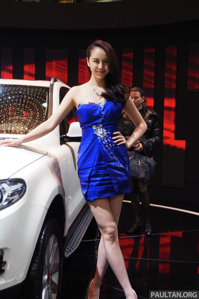 Mysterious ladies of Shanghai 2013 end our coverage Image #170196