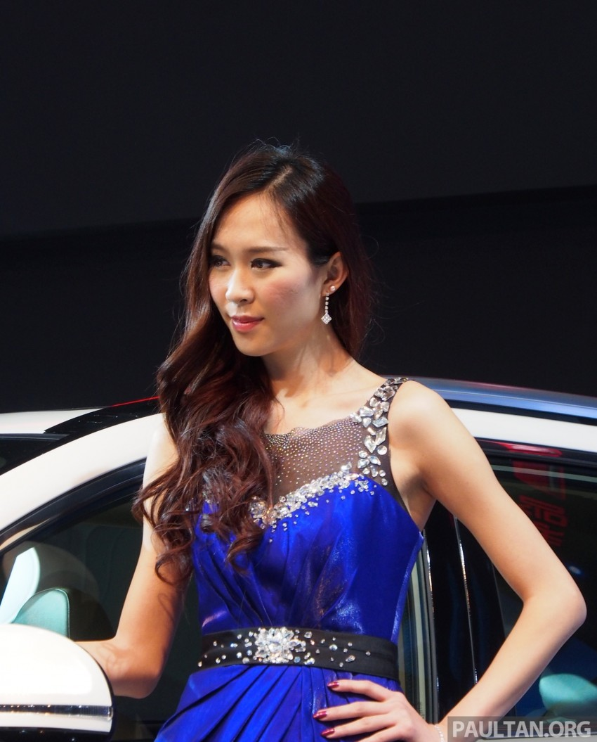 Mysterious ladies of Shanghai 2013 end our coverage Image #170186