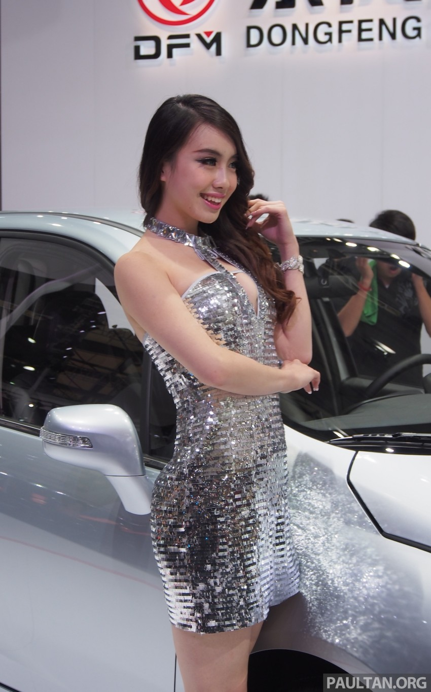 Mysterious ladies of Shanghai 2013 end our coverage Image #170215
