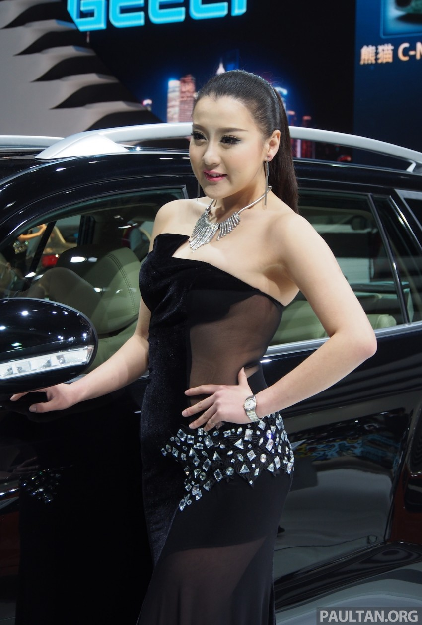 Mysterious ladies of Shanghai 2013 end our coverage Image #170216