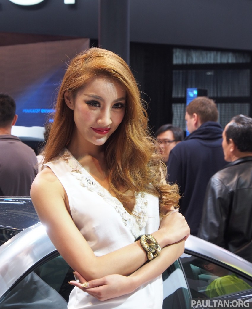 Mysterious ladies of Shanghai 2013 end our coverage Image #170174