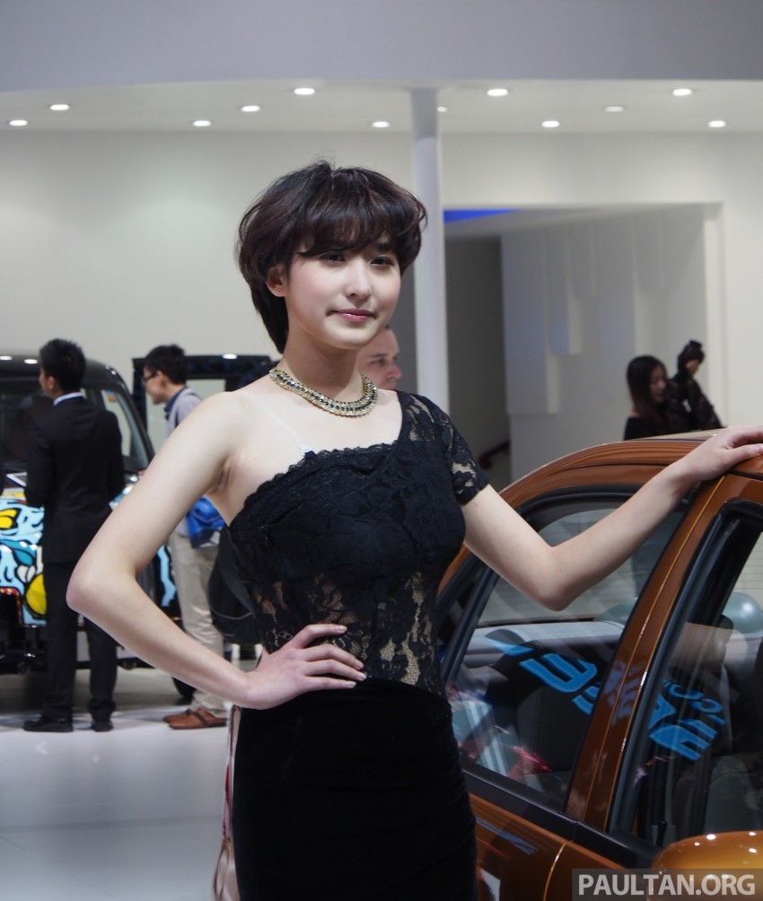 Mysterious ladies of Shanghai 2013 end our coverage Image #170201