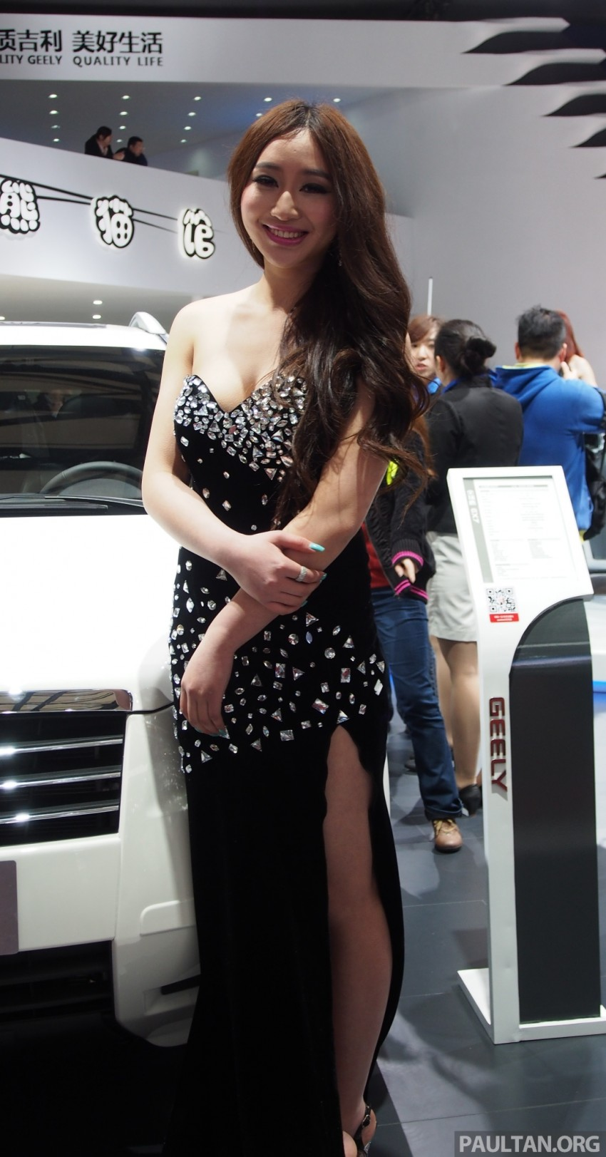 Mysterious ladies of Shanghai 2013 end our coverage Image #170241
