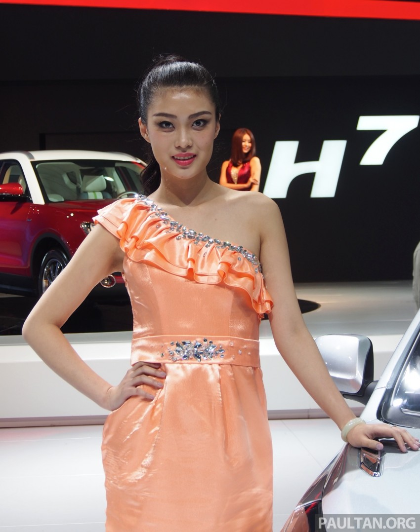 Mysterious ladies of Shanghai 2013 end our coverage Image #170202
