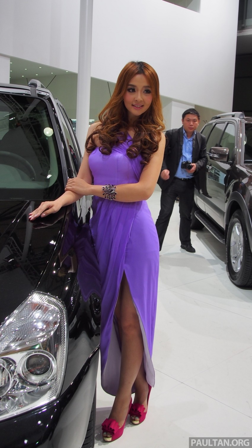 Mysterious ladies of Shanghai 2013 end our coverage Image #170236