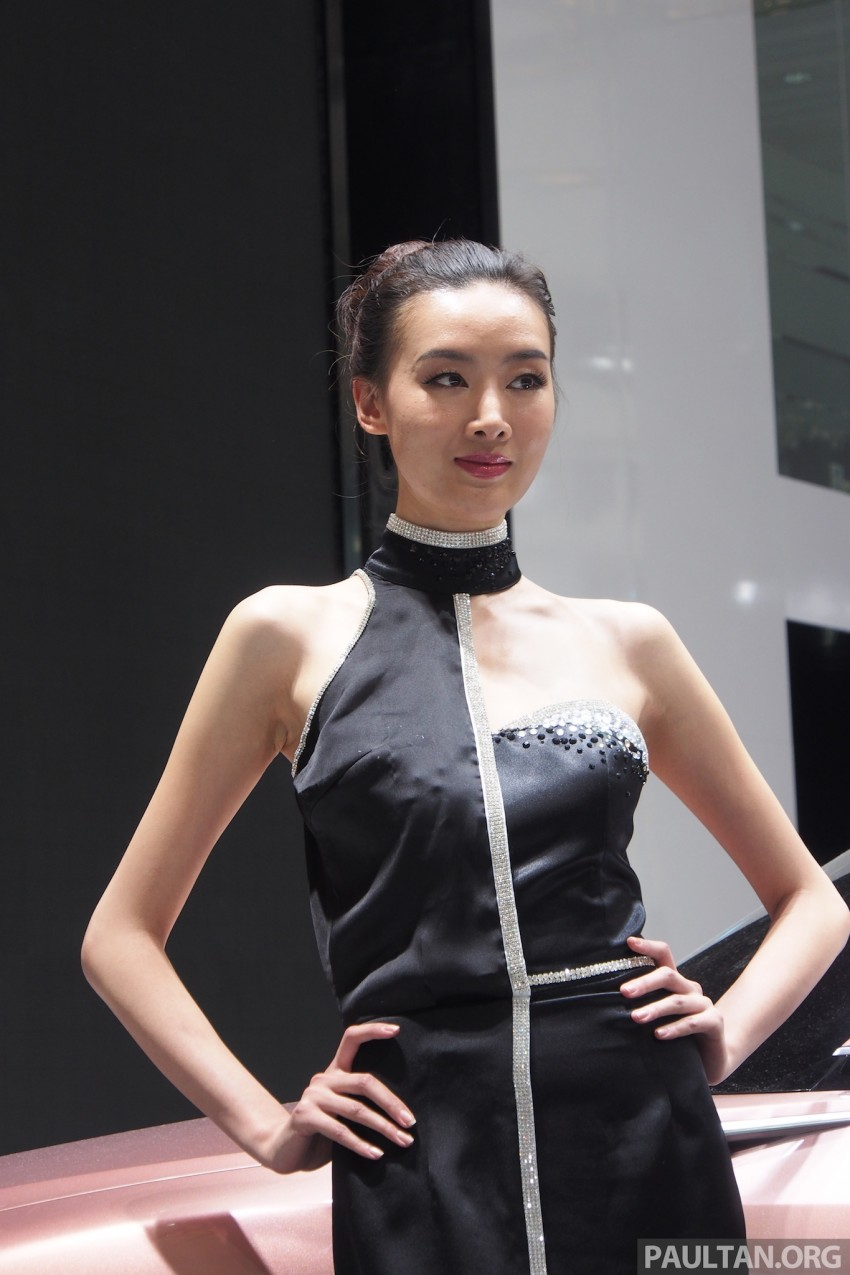 Mysterious ladies of Shanghai 2013 end our coverage Image #170427