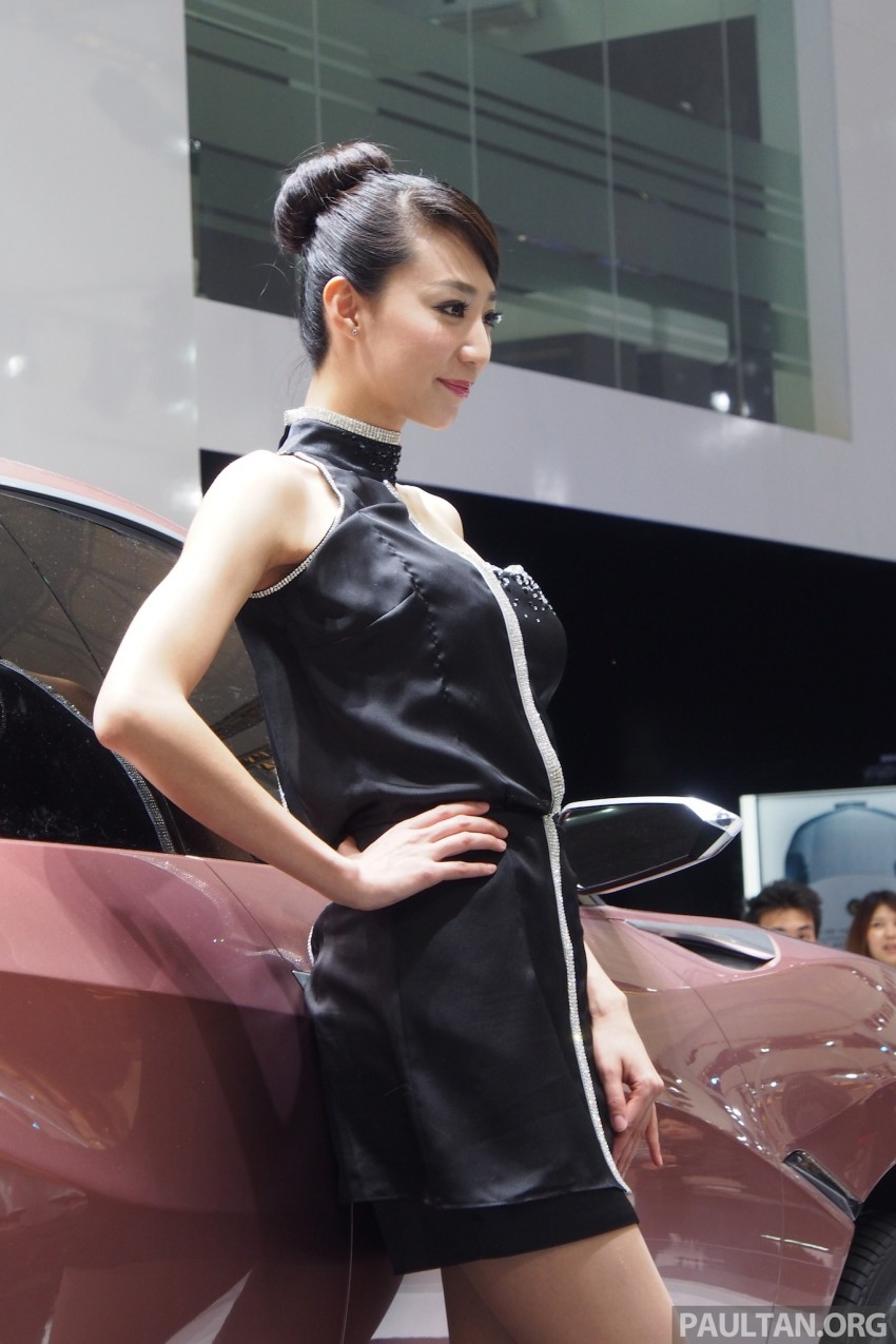 Mysterious ladies of Shanghai 2013 end our coverage Image #170428