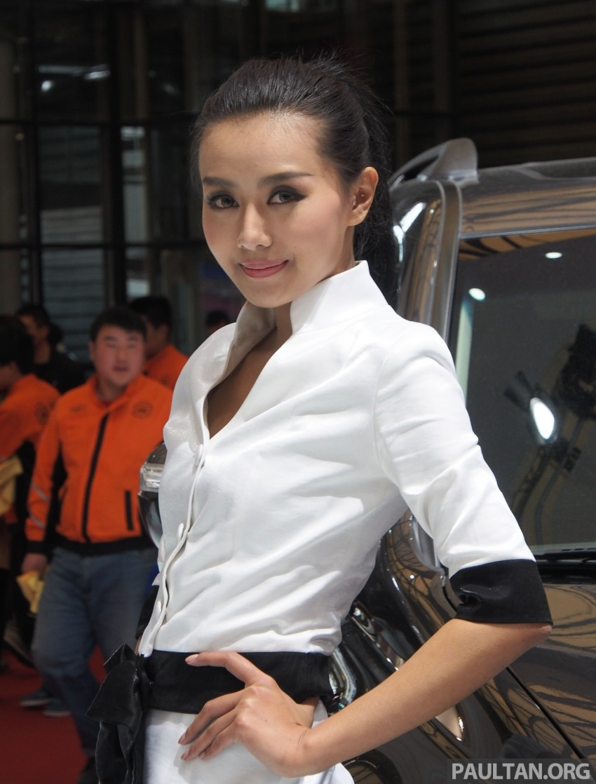 Mysterious ladies of Shanghai 2013 end our coverage Image #170429
