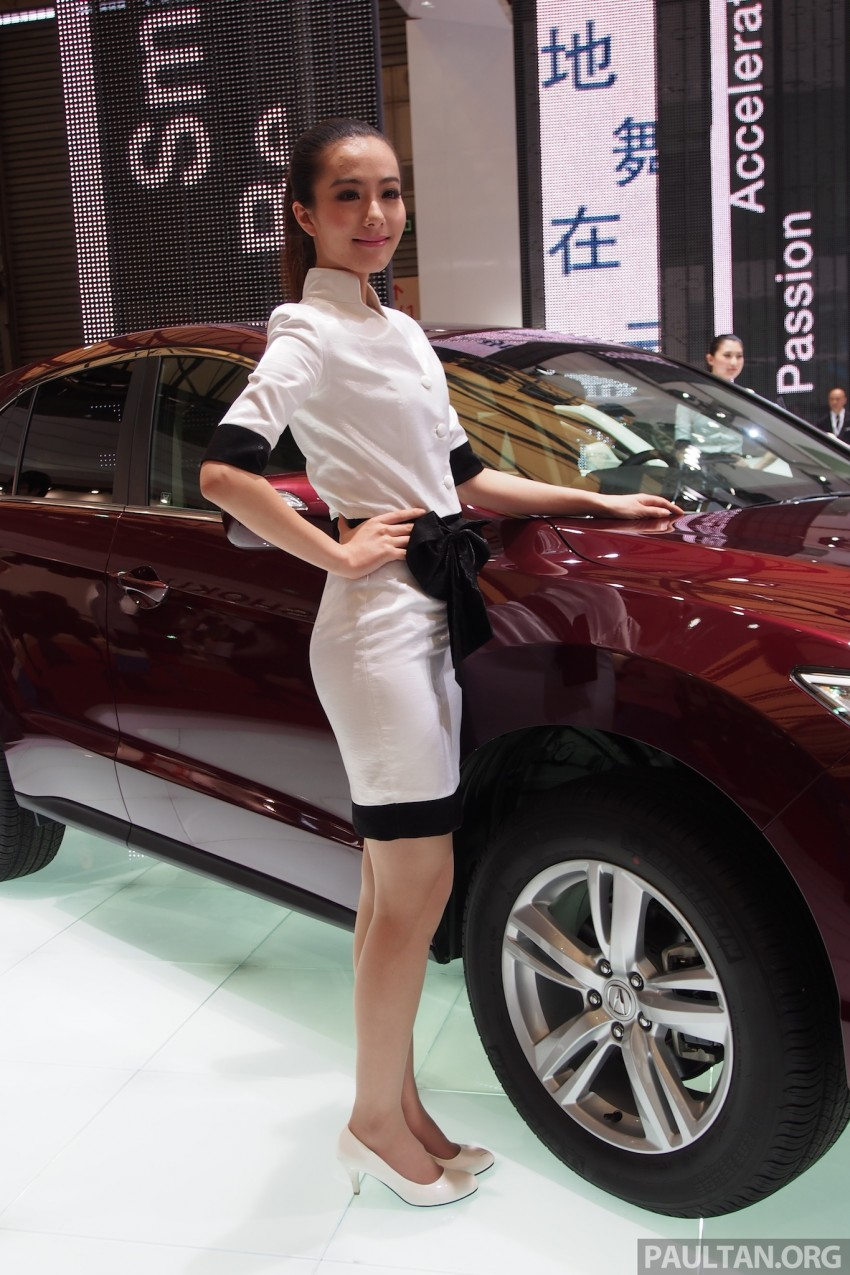 Mysterious ladies of Shanghai 2013 end our coverage Image #170443