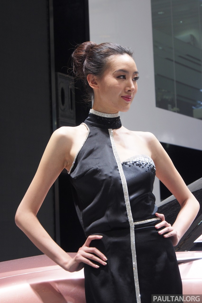 Mysterious ladies of Shanghai 2013 end our coverage Image #170420