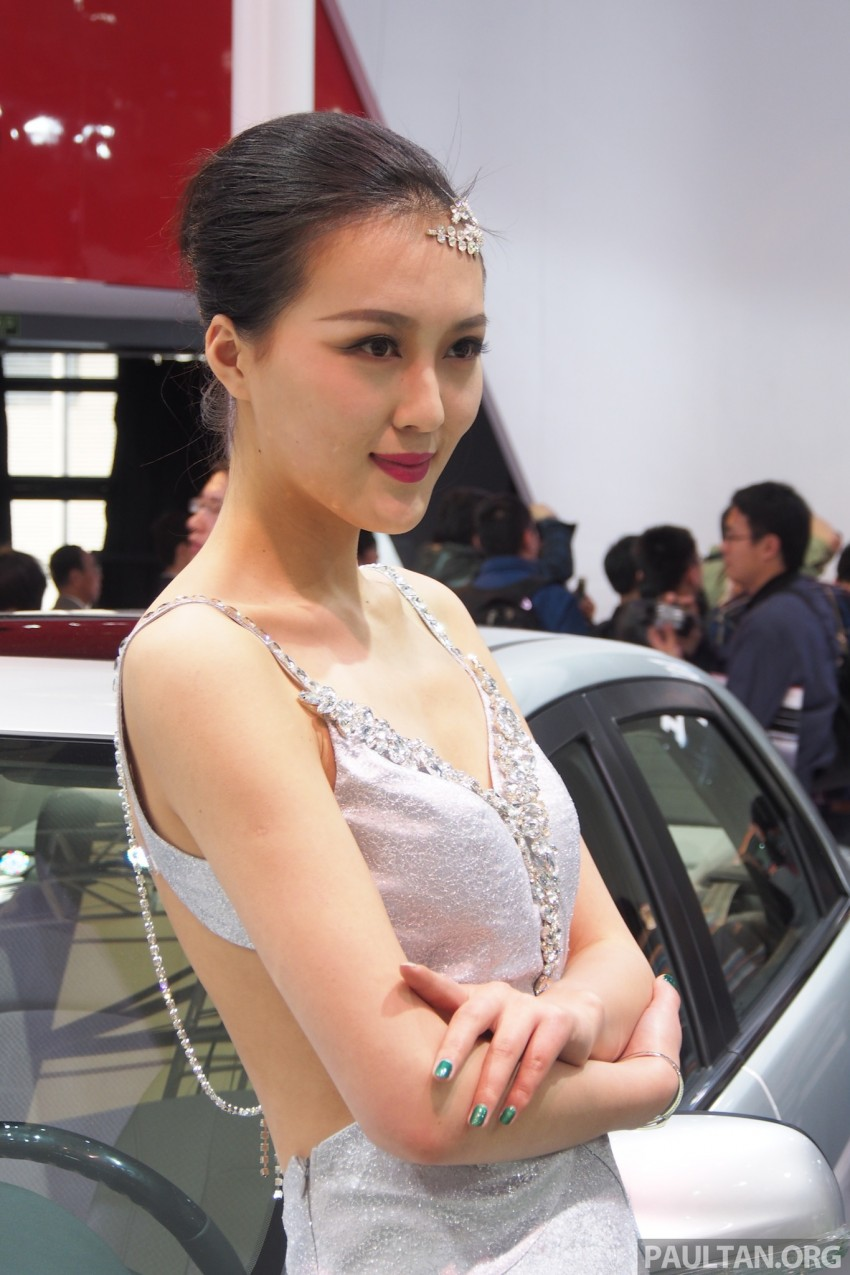 Mysterious ladies of Shanghai 2013 end our coverage Image #170452