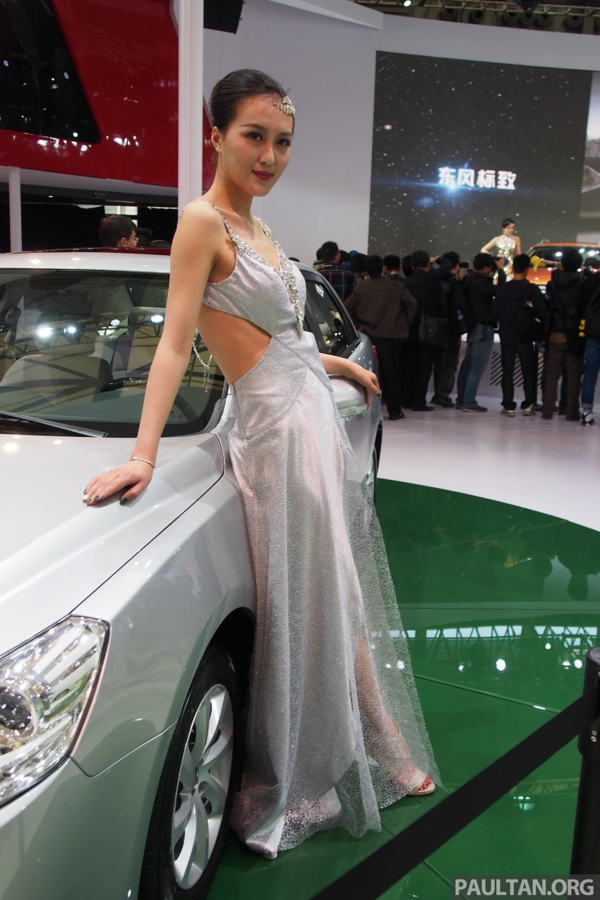 Mysterious ladies of Shanghai 2013 end our coverage Image #170455