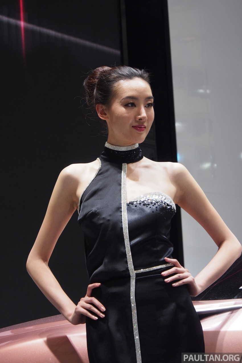 Mysterious ladies of Shanghai 2013 end our coverage Image #170421