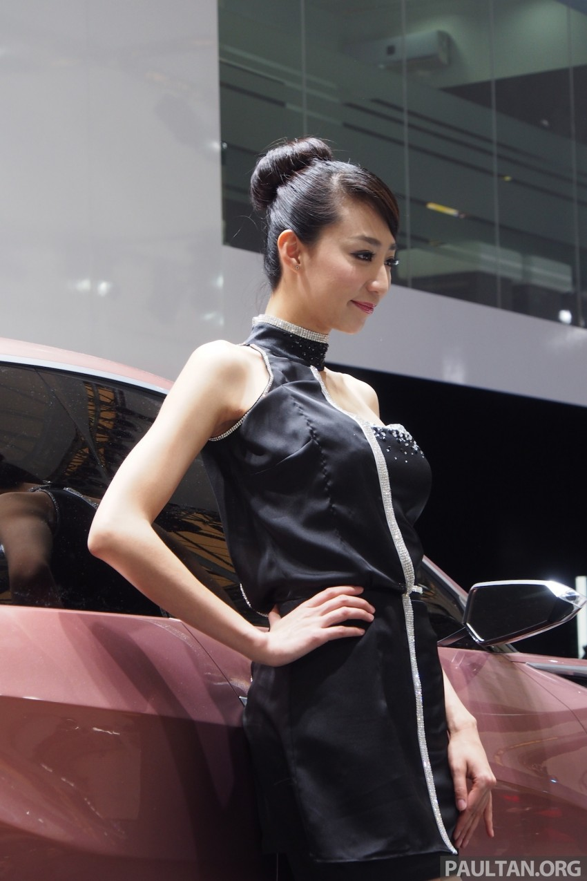 Mysterious ladies of Shanghai 2013 end our coverage Image #170422