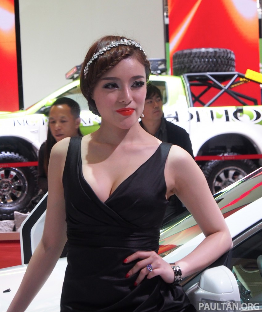 Mysterious ladies of Shanghai 2013 end our coverage Image #170424