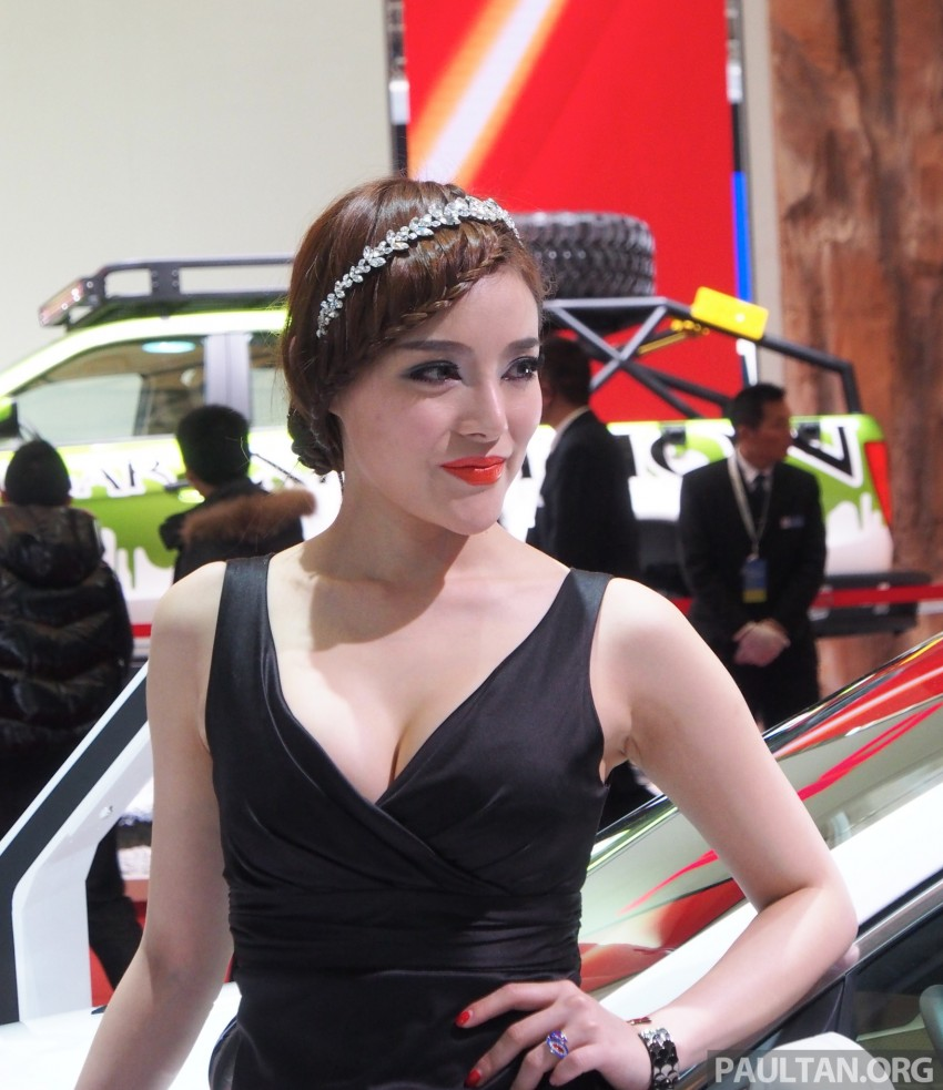 Mysterious ladies of Shanghai 2013 end our coverage Image #170425