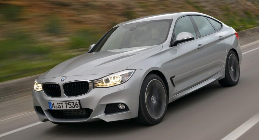 DRIVEN: BMW 3 Series Gran Turismo in Sicily Image #168282