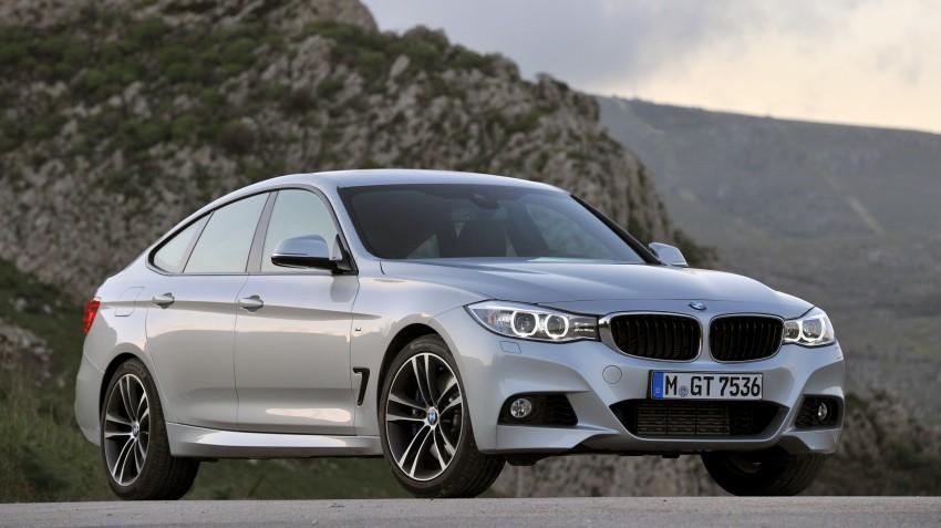 DRIVEN: BMW 3 Series Gran Turismo in Sicily Image #168279