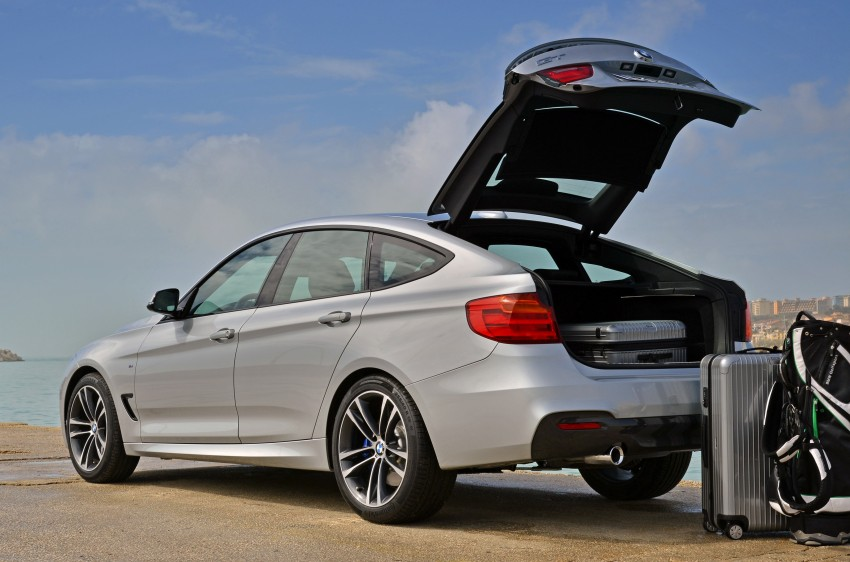 DRIVEN: BMW 3 Series Gran Turismo in Sicily Image #168284