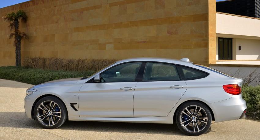 DRIVEN: BMW 3 Series Gran Turismo in Sicily Image #168277