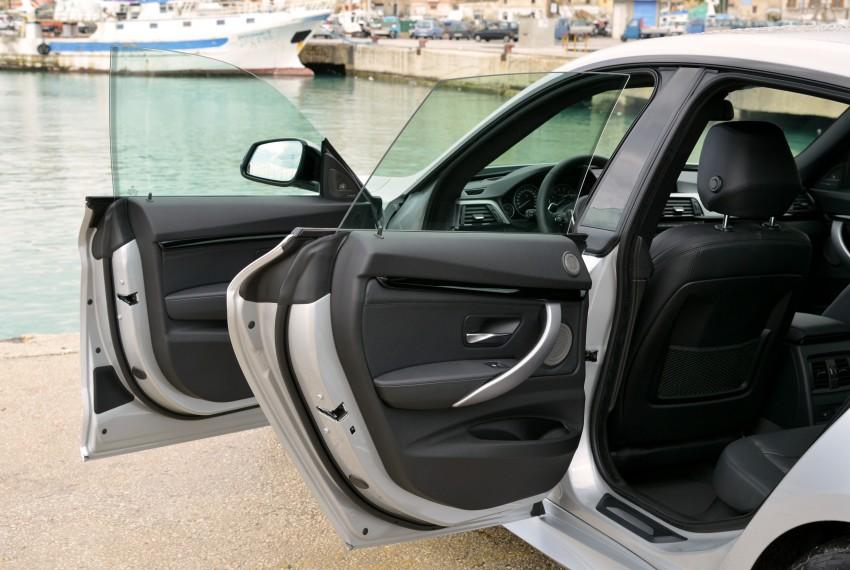 DRIVEN: BMW 3 Series Gran Turismo in Sicily Image #168278