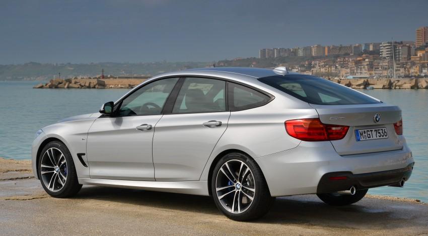 DRIVEN: BMW 3 Series Gran Turismo in Sicily Image #168280