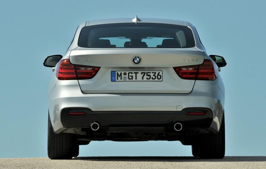 DRIVEN: BMW 3 Series Gran Turismo in Sicily Image #168276
